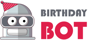 BirthdayBot - Privacy Policy